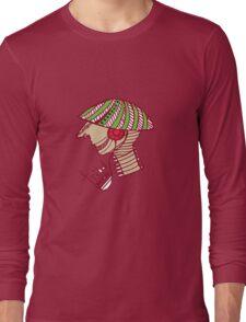 tribal music Long Sleeve T-Shirt