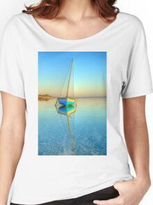 Surreal dhow in paradise Women's Relaxed Fit T-Shirt