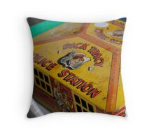 Dick Tracy Throw Pillow