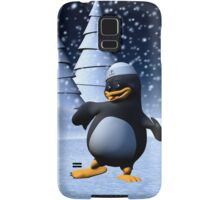 Dancing Penguin Samsung Galaxy Case/Skin