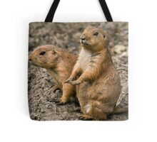 """I'm waiting for my manicure........."" Tote Bag"