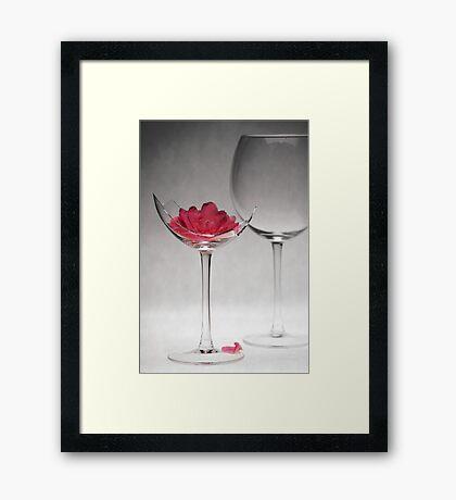 Imperfect Framed Print