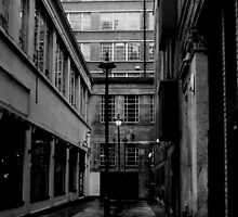 Dark Side Street by Chris Rollason