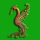 phoenix rising  by Declan Carr