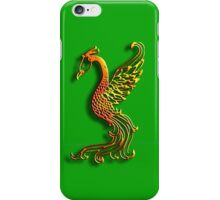 phoenix rising  iPhone Case/Skin