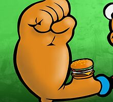 Popeye's REAL secret by emilegraphics