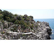 Cap de Nice Photographic Print