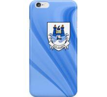 Up the Dubs (Dublin GAA football) Phone cover iPhone Case/Skin