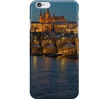 Evening in Prague iPhone Case/Skin