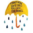 """HIMYM: """"Funny how"""" by dictionaried"""