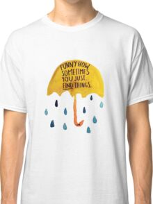 """HIMYM: """"Funny how"""" Classic T-Shirt"""