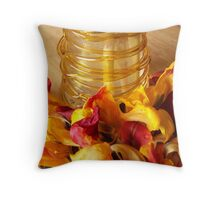 NATURE: ..TULIPS IN TIME Throw Pillow