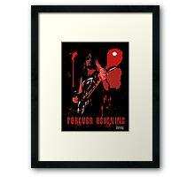 Forever Reigning Framed Print