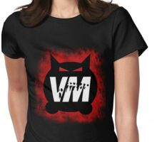 VM Cat Womens Fitted T-Shirt