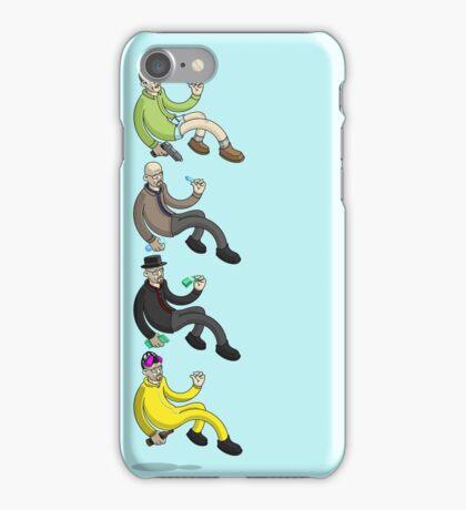 HEISENBERG EVOLUTION iPhone Case/Skin