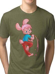 Inkbunny by GARURU Tri-blend T-Shirt