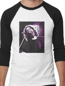 Jerry Garcia  Men's Baseball ¾ T-Shirt