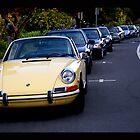 Yellow Car by Medeya
