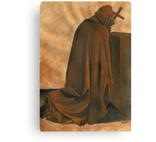 Gregorian Chant Canvas Print