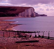 The Seven Sisters by RedHillDigital