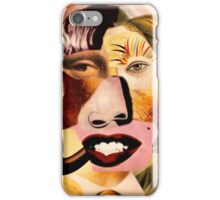 Shredded pieces of art iPhone Case/Skin