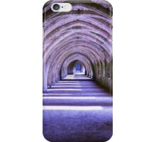 Fountains Abbey iPhone Case/Skin
