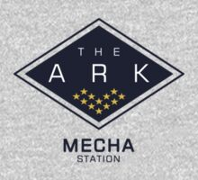 The Ark - Mecha Station by laurauroraa