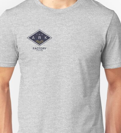 The Ark - Factory Station Unisex T-Shirt