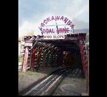 Lackawanna Coal Mine by blackjack