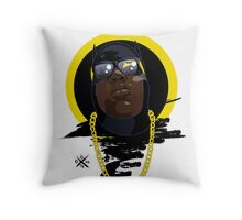 The illest, Batversion. Throw Pillow