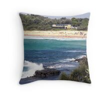 Sunny Sunday Throw Pillow