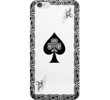 Celtic Ace Of Spades iPhone Case iPhone Case/Skin