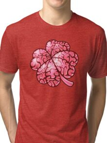 Smart thinking or just dumb luck? Tri-blend T-Shirt