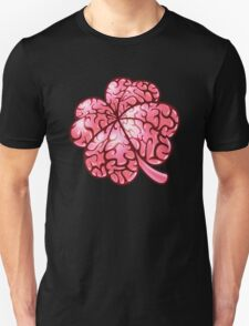 Smart thinking or just dumb luck? Unisex T-Shirt