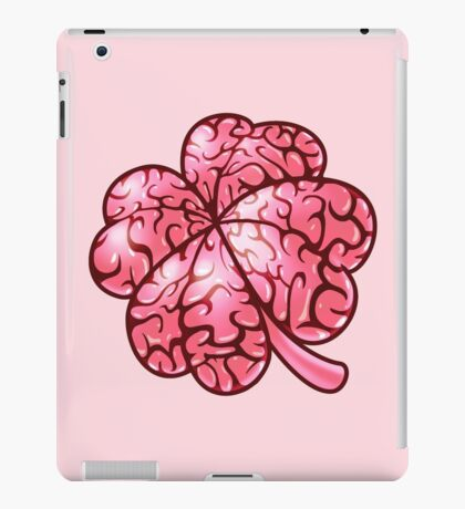 Smart thinking or just dumb luck? iPad Case/Skin