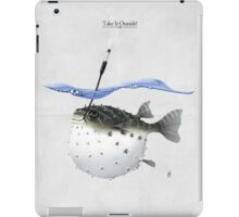 Take It Outside! iPad Case/Skin