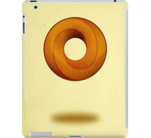 Impossible donut iPad Case/Skin