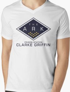 The 100 - Clarke Griffin Mens V-Neck T-Shirt