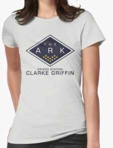 The 100 - Clarke Griffin Womens Fitted T-Shirt