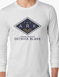 The 100 - Octavia Blake Long Sleeve T-Shirt