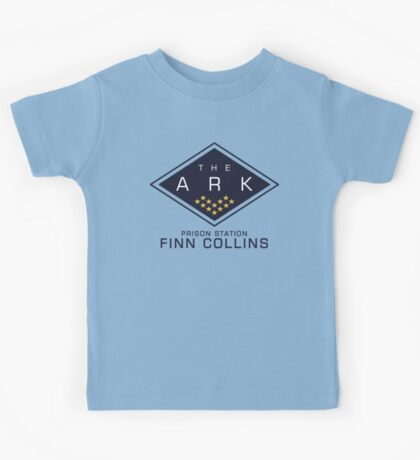 The 100 - Finn Collins Kids Tee