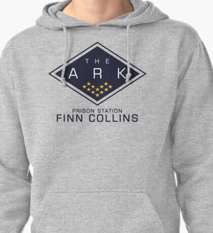 The 100 - Finn Collins Pullover Hoodie