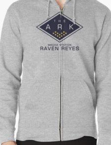The 100 - Raven Reyes Zipped Hoodie