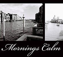 Mornings Calm by DavidROMAN