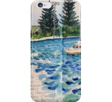 Windy afternoon in East Freo iPhone Case/Skin
