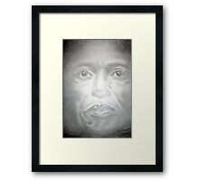 And There Was Light Framed Print