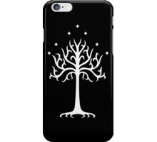 Lord of the Rings - The White Tree of Gondor iPhone Case/Skin