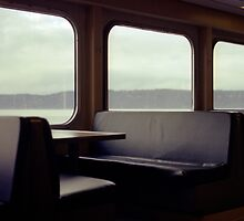 Whidbey Island Ferry by manandhisworld