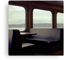 Whidbey Island Ferry Canvas Print