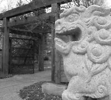 foo dog by gates 1 by ksteiling